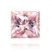 Pink Princess shaped Diamond