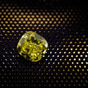Yellow Diamonds Make a Statement of Beauty