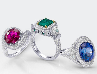 Cut - The 4 Cs of Gemstones | Leibish