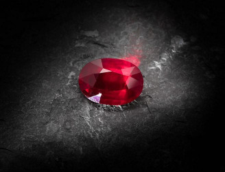 Most Expensive Ruby in the World | Leibish