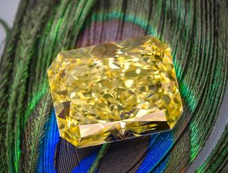 De-Beers Yellow Diamond | Leibish