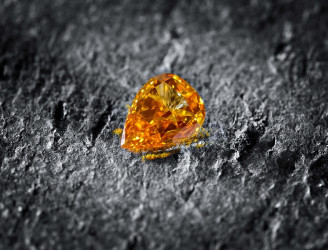 Pumpkin Diamond | Leibish
