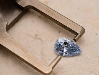 Fancy-Diamanten in Blau – Grundlegendes Wissen | Leibish