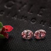 Argyle Tender Purplish Pink Diamonds