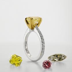 10 Breathtaking Rings Under $10,000 | Leibish