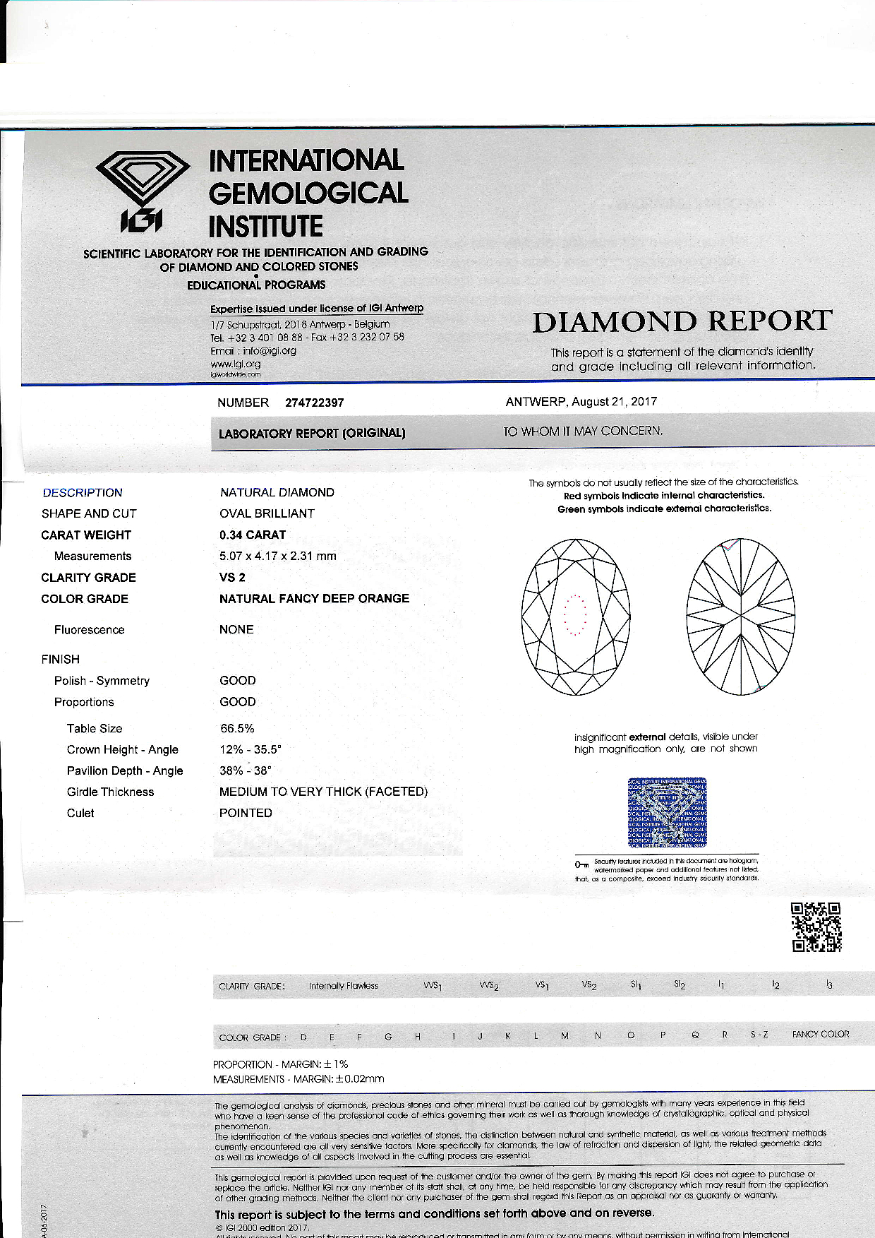 igi diamond reports htm diamondreport