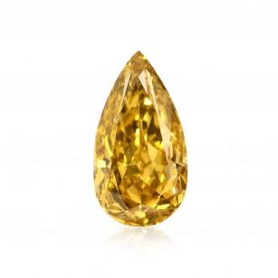 Fancy Intense Brown Yellow Diamond