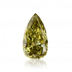 Fancy Deep Grayish Greenish Chameleon Diamond