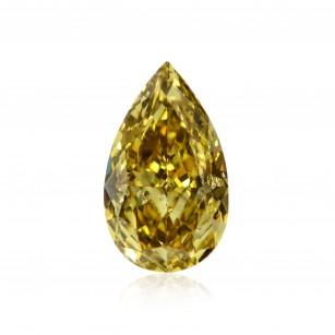 Fancy Deep Brownish Chameleon Diamond