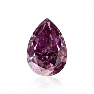Fancy Deep Purple Pink Diamond