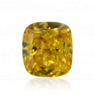 Fancy Intense Orange Yellow Diamond