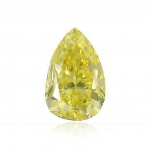 Fancy Intense Greenish Yellow Diamond