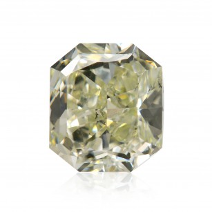 Fancy Light Yellowish Green Diamond