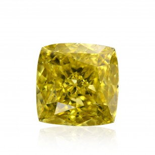 Fancy Deep Yellow Diamond