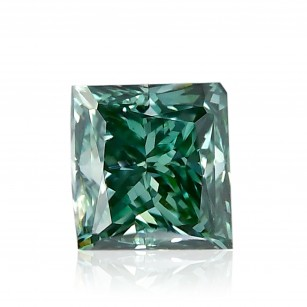 Fancy Deep Bluish Green Diamond
