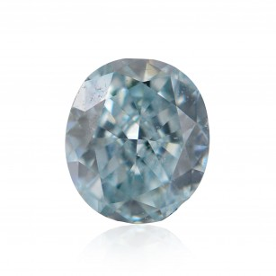 Fancy Bluish Green Diamond
