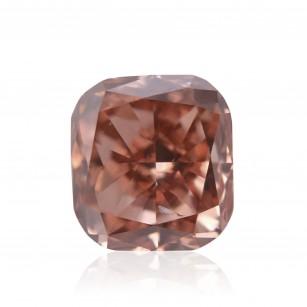 Fancy Brownish Orange Pink Diamond