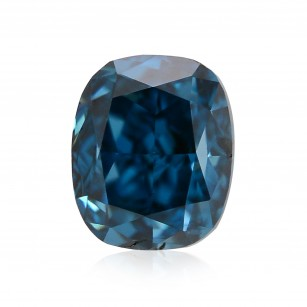 Fancy Deep Green Blue Diamond