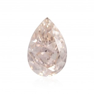 Very Light Pinkish Champagne Diamond
