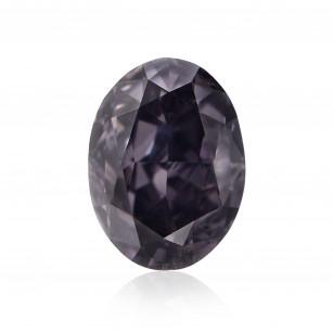 Fancy Dark Violet Gray Diamond