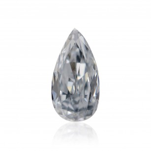 Fancy Light Gray Blue Diamond