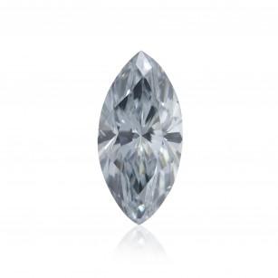 Fancy Grayish Blue Diamond