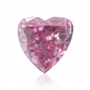 Fancy Vivid Purple Pink Diamond