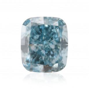 Fancy Vivid Green Blue Diamond