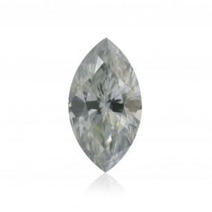 Fancy Greenish Gray Diamond