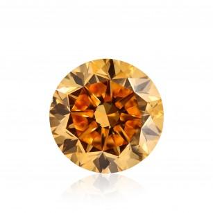 Fancy Intense Yellowish Orange Diamond