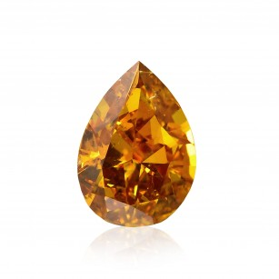 Fancy Deep Orange Yellow Diamond