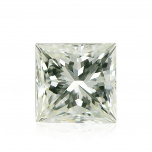 Very Light Yellow Green Diamond