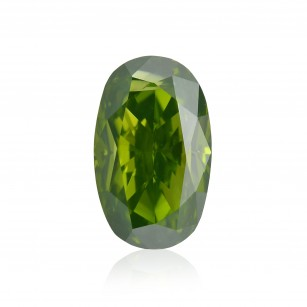 Fancy Deep Yellowish Green Diamond