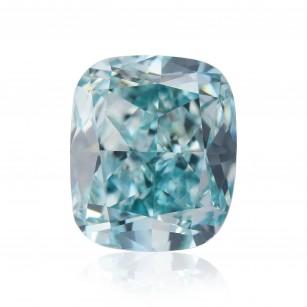 Fancy Intense Blue Green Diamond