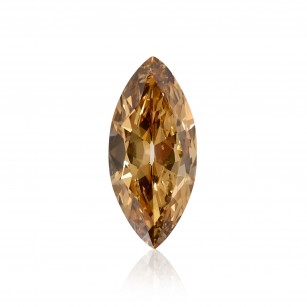 Fancy Deep Brown Orange Diamond