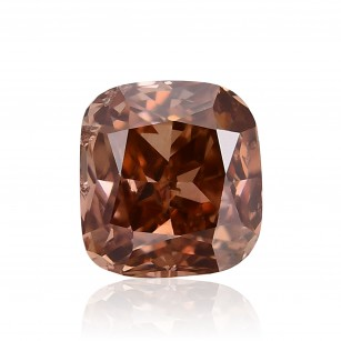 Fancy Deep Pink Champagne Diamond