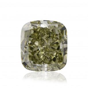 Fancy Grayish Yellowish Chameleon Diamond