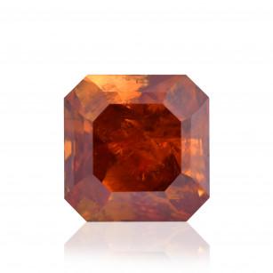 Fancy Deep Brownish Orange Diamond
