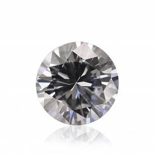 Fancy Light Grayish Blue Diamond