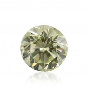Fancy Light Grayish Yellowish Chameleon Diamond