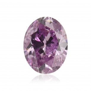 Fancy Intense Pink Purple Diamond