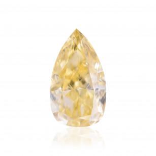 Fancy Orangy Yellow Diamond