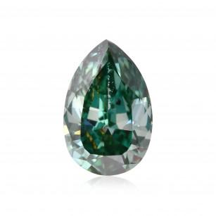 Fancy Deep Bluish Green Diamond