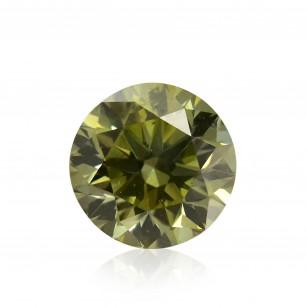 Fancy Grayish Greenish Chameleon Diamond