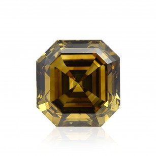 Fancy Deep Yellow Champagne Diamond