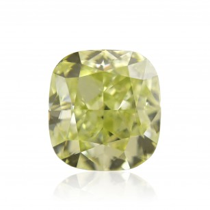 Fancy Green Yellow Diamond
