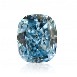 Fancy Intense Green Blue Diamond