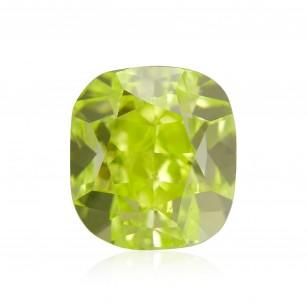 Fancy Intense Yellow Green Diamond
