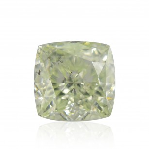 Light Yellow Green Diamond