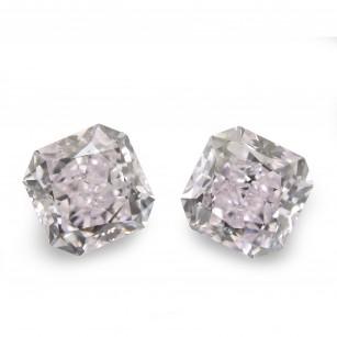 Very Light Pink Diamond
